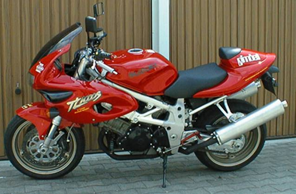 4 Sale / 1997 Suzuki TL1000S: The short-lived bike with a